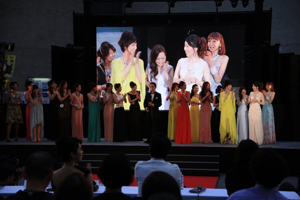 2015年9月26日 第6回 国民的美魔女コンテスト 会場:東京タワー ドレス審査 bimajyo_20150926 (36)