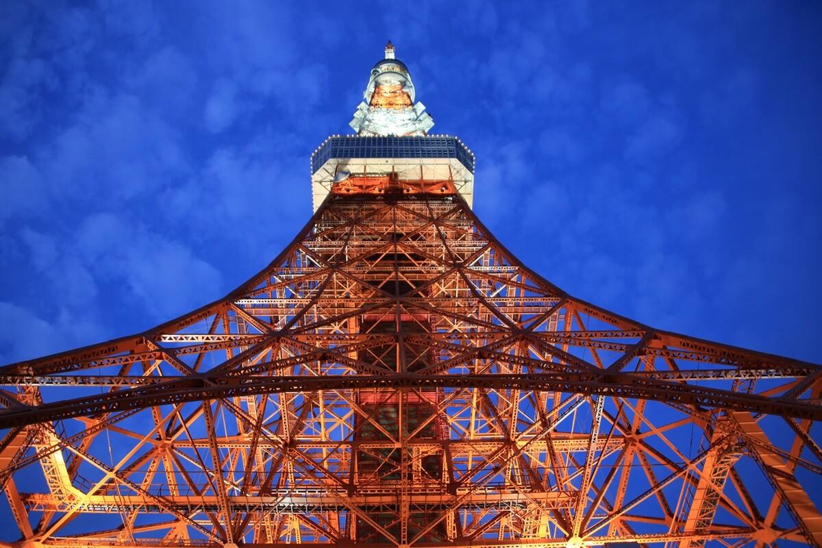 2015年9月26日 第6回 国民的美魔女コンテスト 会場:東京タワー ドレス審査 tokyo_tower