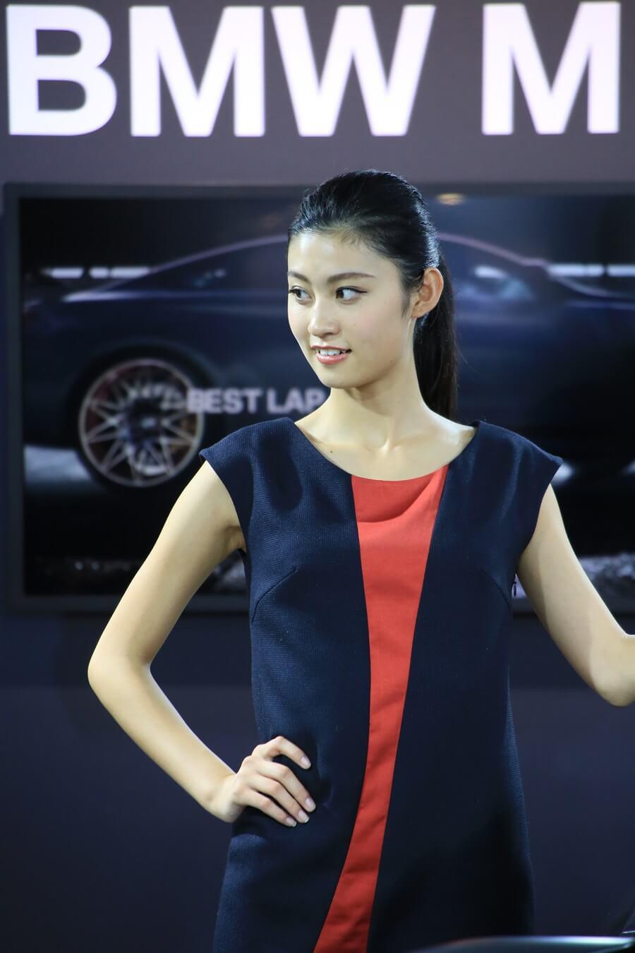 東京モーターショー2015 BMW コンパニオン Tokyo_motor_show_2015_BMW (10)