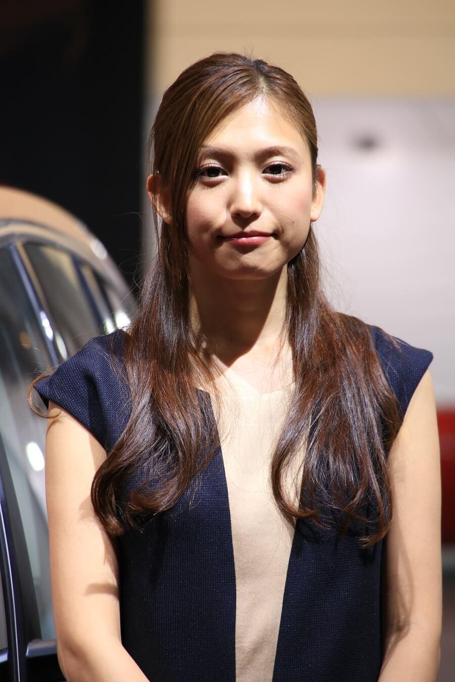 東京モーターショー2015 BMW コンパニオン Tokyo_motor_show_2015_BMW (2)