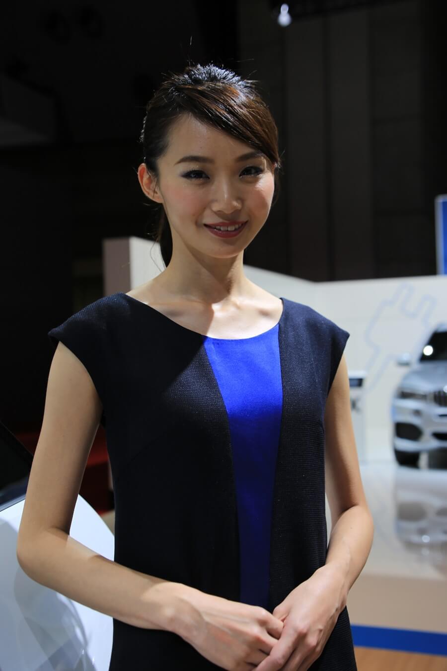 東京モーターショー2015 BMW コンパニオン Tokyo_motor_show_2015_BMW (8)