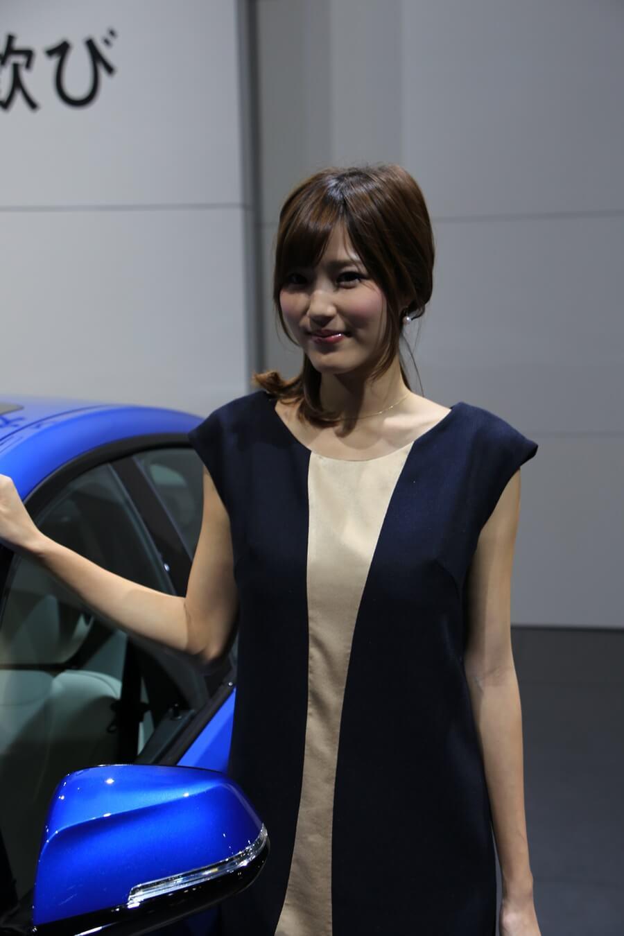 東京モーターショー2015 BMW コンパニオン Tokyo_motor_show_2015_BMW (9)