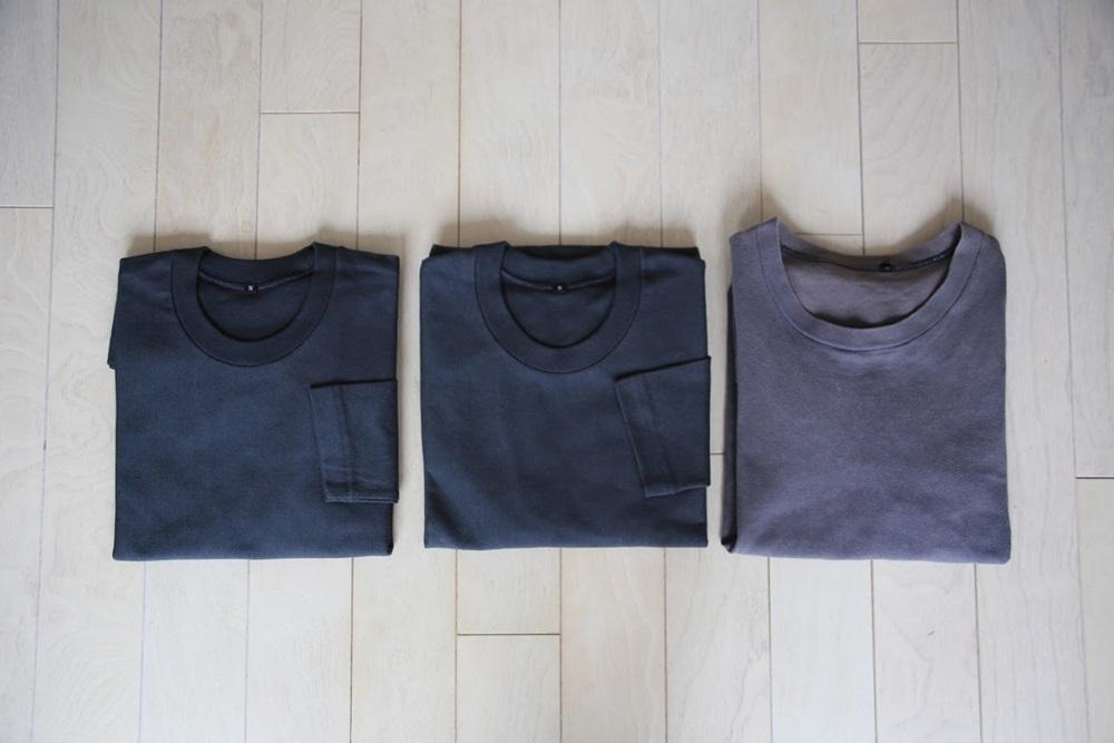 kyoto_easy  京都イージー『nuts』 長袖Tシャツ