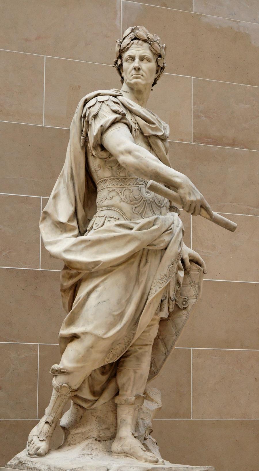 ガイウス・ユリウス・カエサル Julius_Caesar_Coustou_Louvre_MR1798