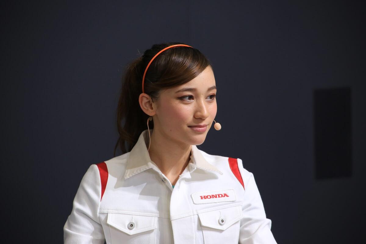 東京モーターショー2015 ホンダ コンパニオン Tokyo_motor_show_2015_HONDA (1)