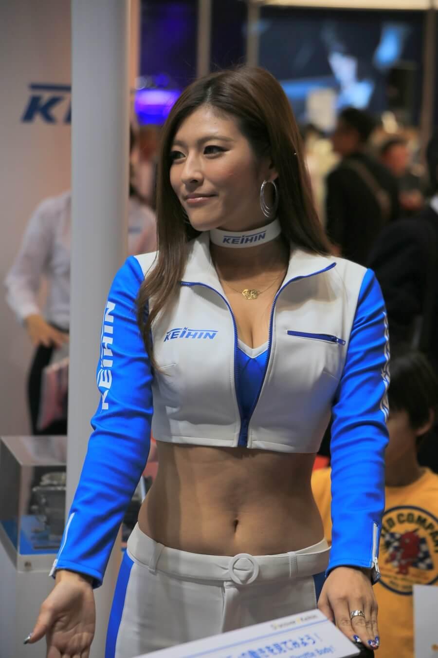東京モーターショー2015 コンパニオン ケイヒン Tokyo_motor_show_2015_KEIHIN