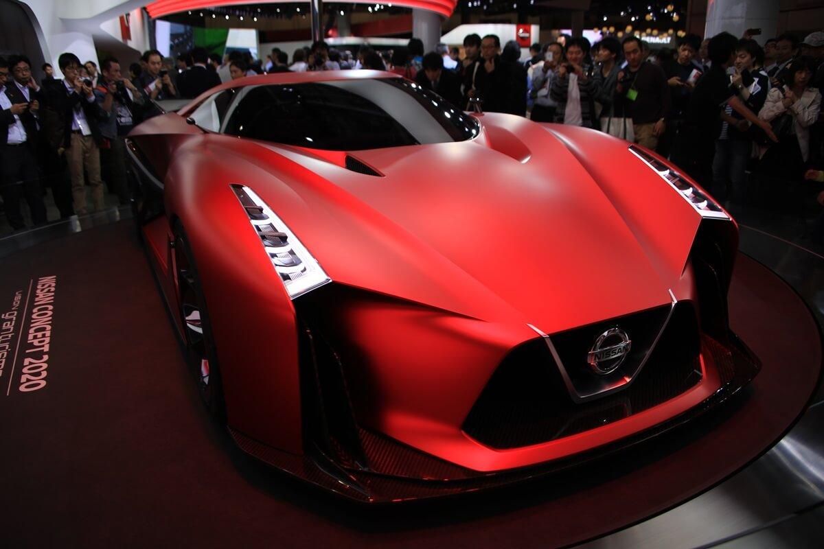 東京モーターショー2015 日産 Tokyo_motor_show_2015_NISSAN (2)
