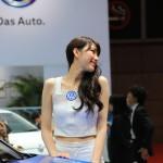 東京モーターショー2015 第4弾 VW美女軍団。