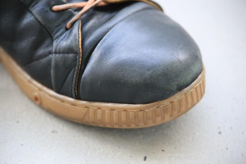スプリングコート スニーカー サフィール 使用前 springcourt_sneaker (1)