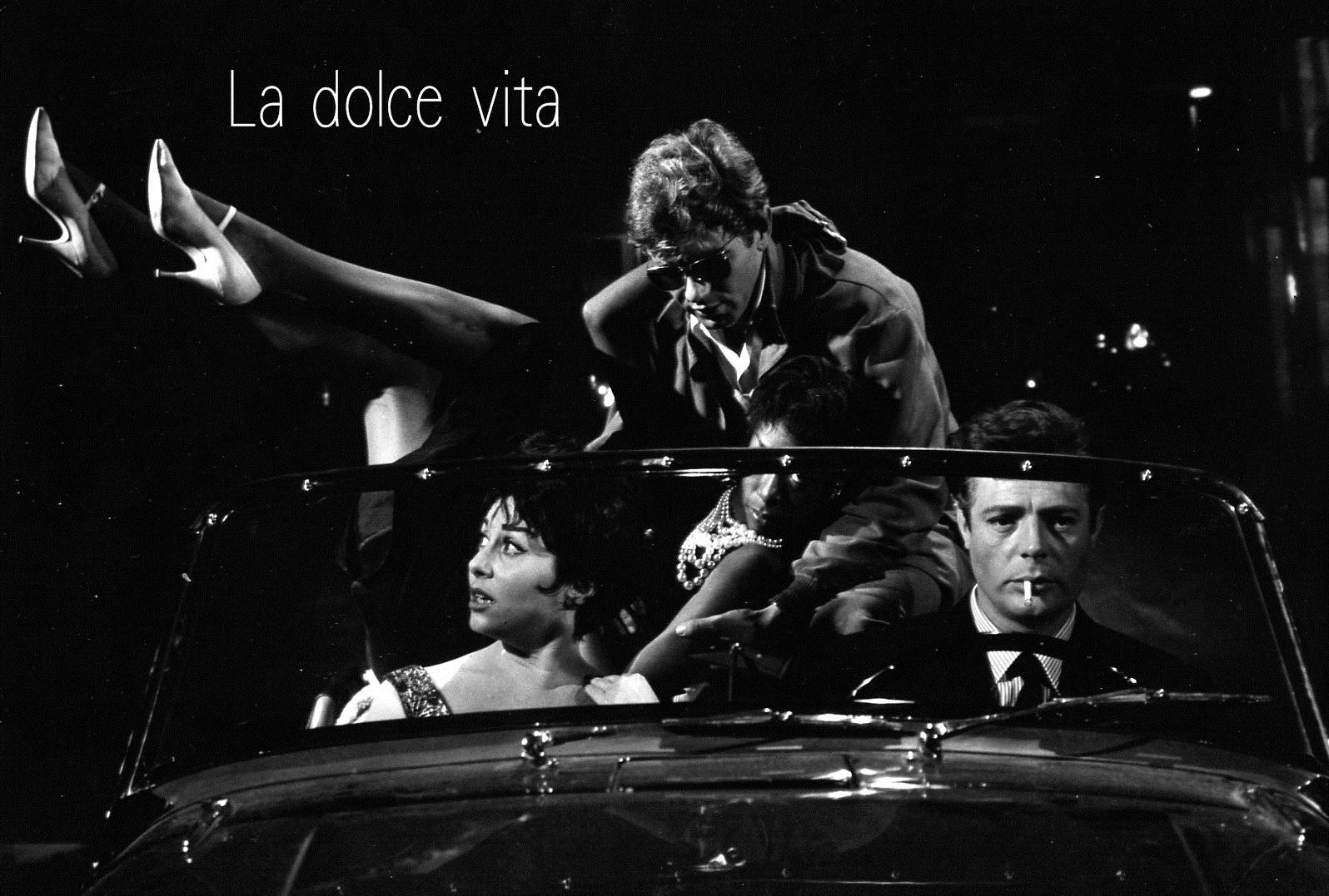 フェデリコ・フェリーニ監督 甘い生活 La dolce vita (3)