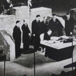 吉田茂首相がサンフランシスコ平和条約調印で選んだ万年筆のブランドは?