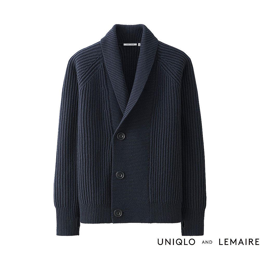 ユニクロ&ルメールのニット UNIQLO & LEMAIRE  (6)