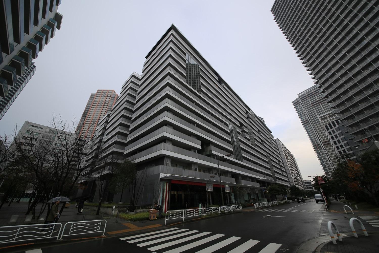 UR東雲キャナルコートCodan 隈研吾 3街区 kodan_shinonome_kengo_kuma (2)