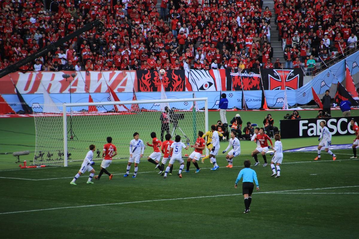 2016年サッカー天皇杯 浦和レッズ vs ガンバ大阪 Emperor'_trophy_2016 (14)
