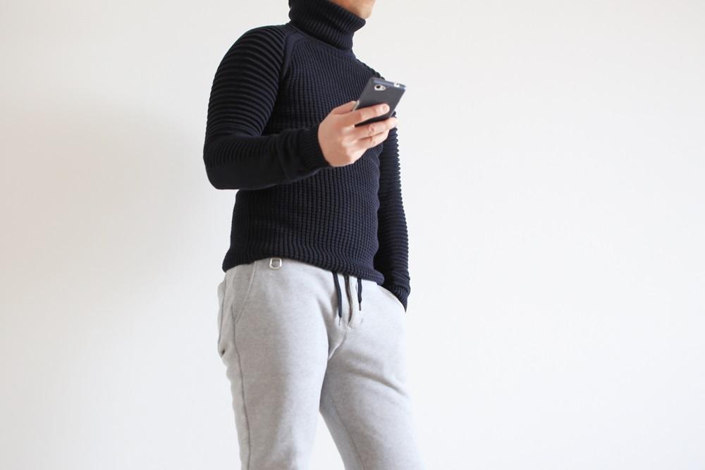G-star raw ジースター ロウ  タートルネックセーター