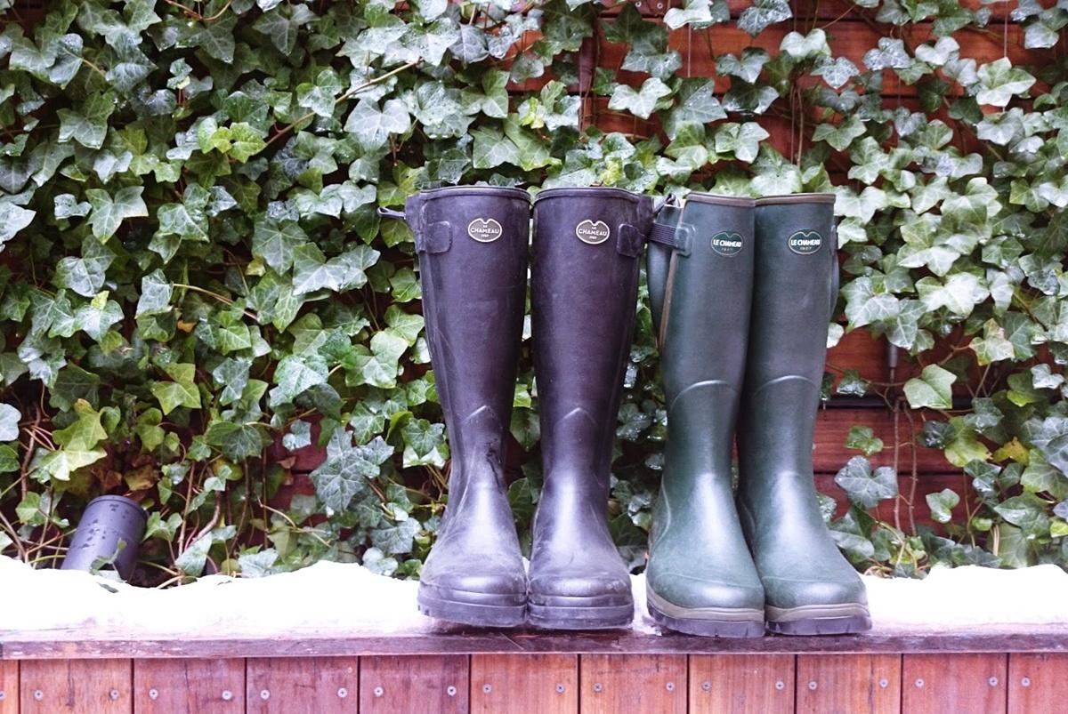 シャスール Vega ル・シャモー ラバーブーツ Le-Chameau-rabber-boots (2)