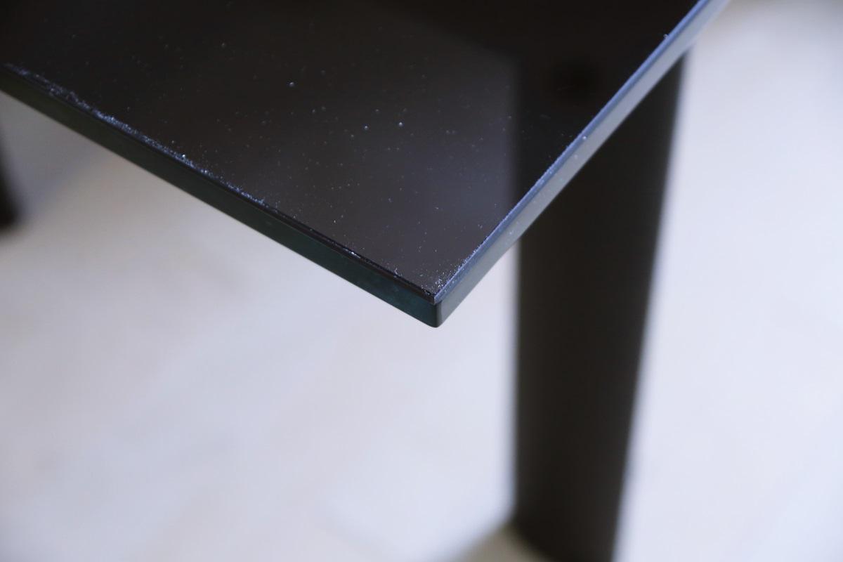 ル・コルビュジエ LC6 ダイニングガラステーブル Le Corbusier_LC6_glass_table (5)
