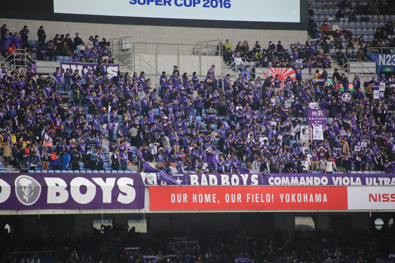 富士ゼロックススーパーカップ 2016  サンフレッチェ広島 vs ガンバ大阪 FUJI XEROX SUPER CUP2016 (1)