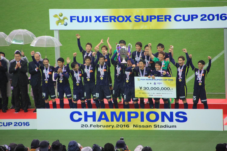 富士ゼロックススーパーカップ 2016  サンフレッチェ広島 vs ガンバ大阪 FUJI XEROX SUPER CUP2016 (15)