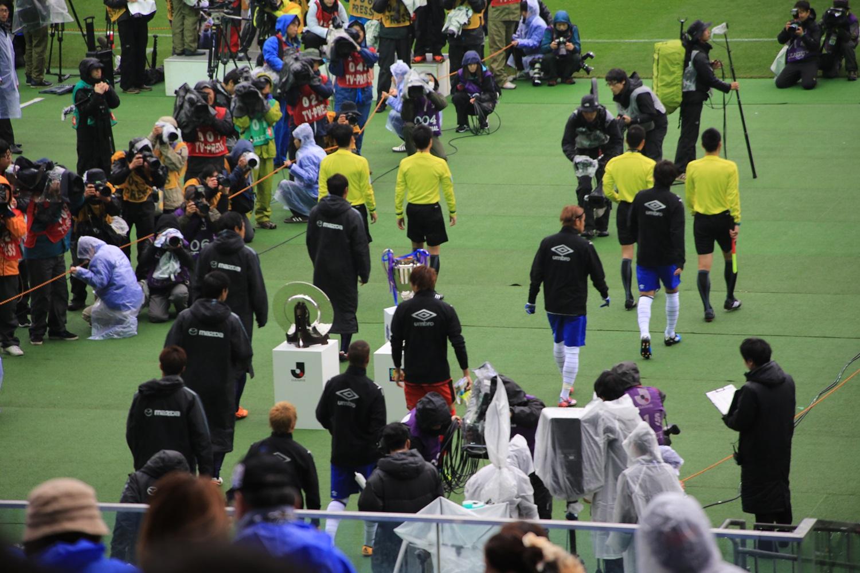 富士ゼロックススーパーカップ 2016  サンフレッチェ広島 vs ガンバ大阪 FUJI XEROX SUPER CUP2016 (2)