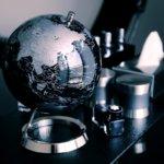 孤高の嗜好品 第11弾:BLACKな地球儀。