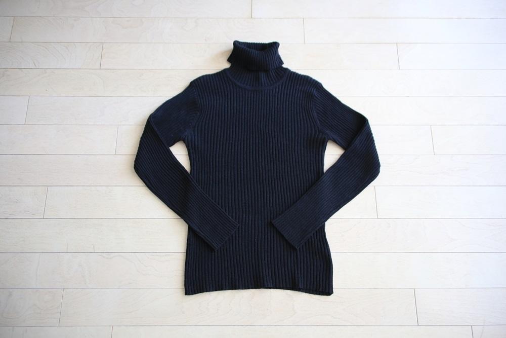 turtleneck (1) セーター ケーブル タートルネックセーター