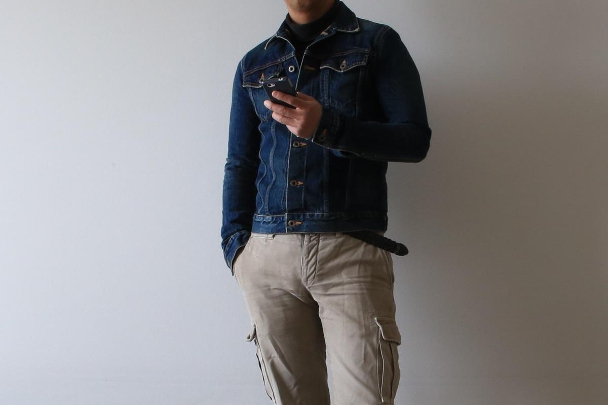 幻のGジャン デニムジャケット バーチュアンドバイス virtue&vice_denim_jacket (7)