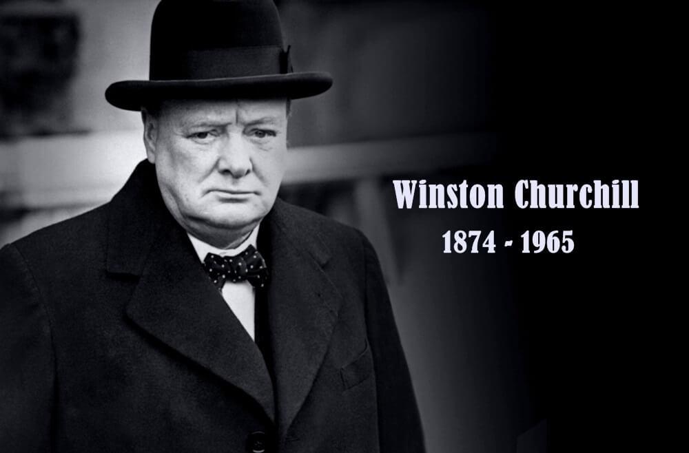 Winston-Churchill ウィンストン・チャーチル