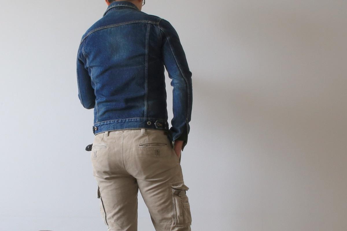 幻のGジャン デニムジャケット バーチュアンドバイス virtue&vice_denim_jacket (6)