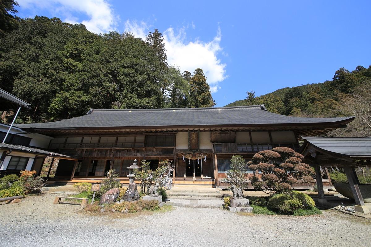 黒ダルマ発祥の社、賀蘇山神社 gasoyama (3)