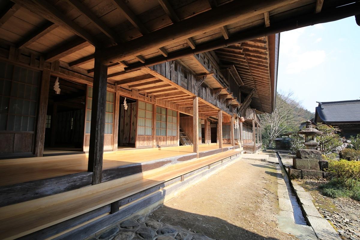 黒ダルマ発祥の社、賀蘇山神社 gasoyama (4)