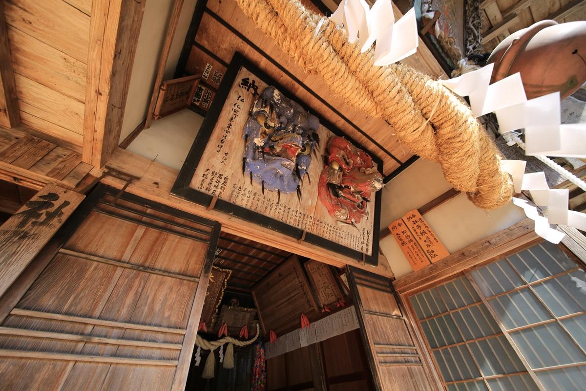 黒ダルマ発祥の社、賀蘇山神社 gasoyama (5)