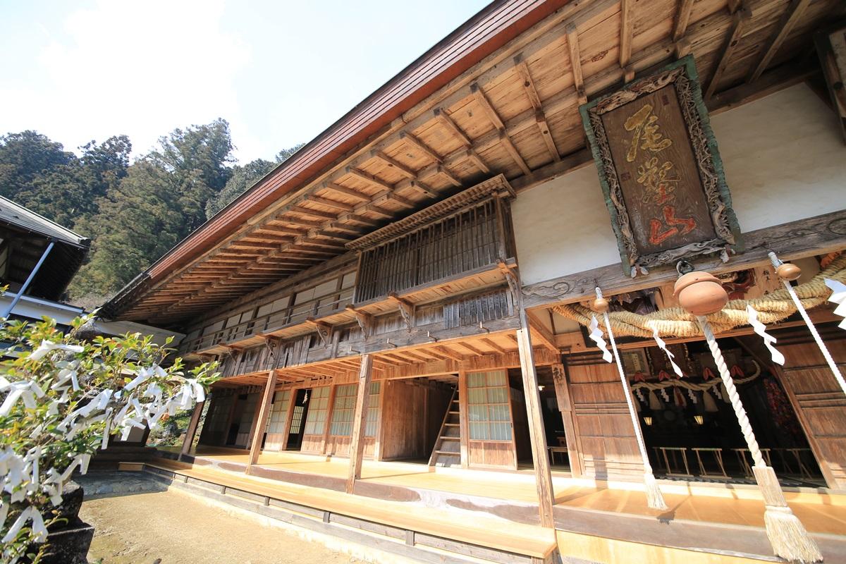 黒ダルマ発祥の社、賀蘇山神社 gasoyama (6)