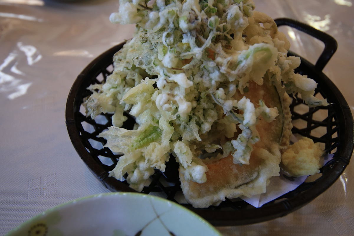やまの路 みず沢 山菜天ぷら mizusawa (5)
