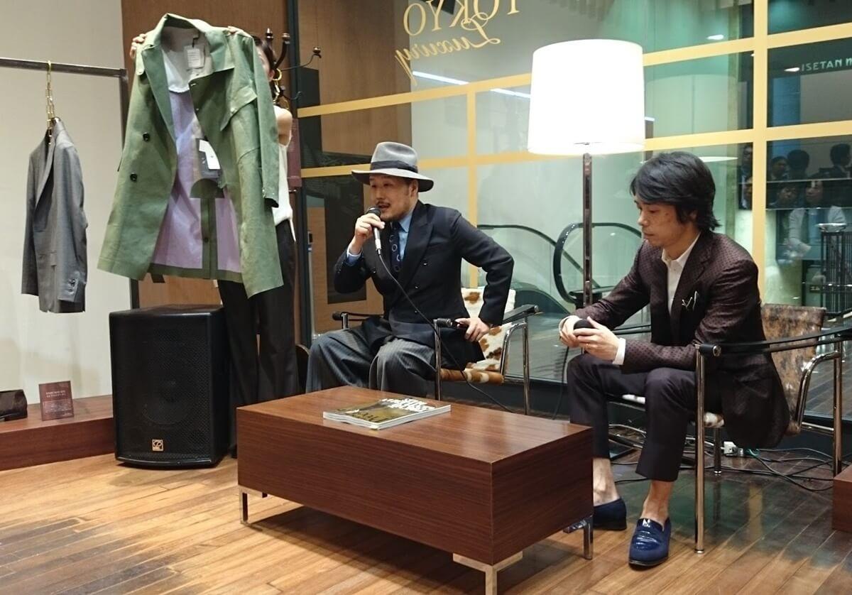 東京ラグジュアリー 伊勢丹メンズ館 メンズ・プレシャス イベント TOKYO Luxury_isetan_mens_x_men's_precious_20160423 (4)