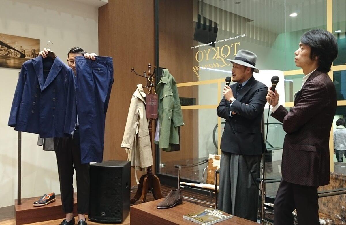 東京ラグジュアリー 伊勢丹メンズ館 メンズ・プレシャス イベント TOKYO Luxury_isetan_mens_x_men's_precious_20160423 (6)