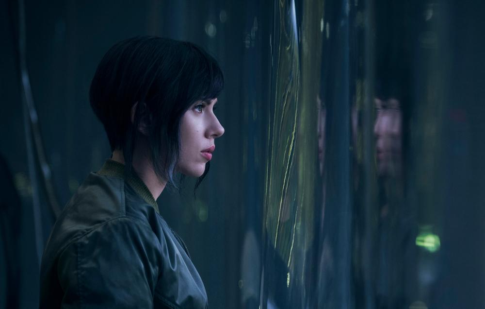 実写映画「攻殻機動隊」 Scarlett_Johansson スカーレット・ヨハンソン 草薙素子