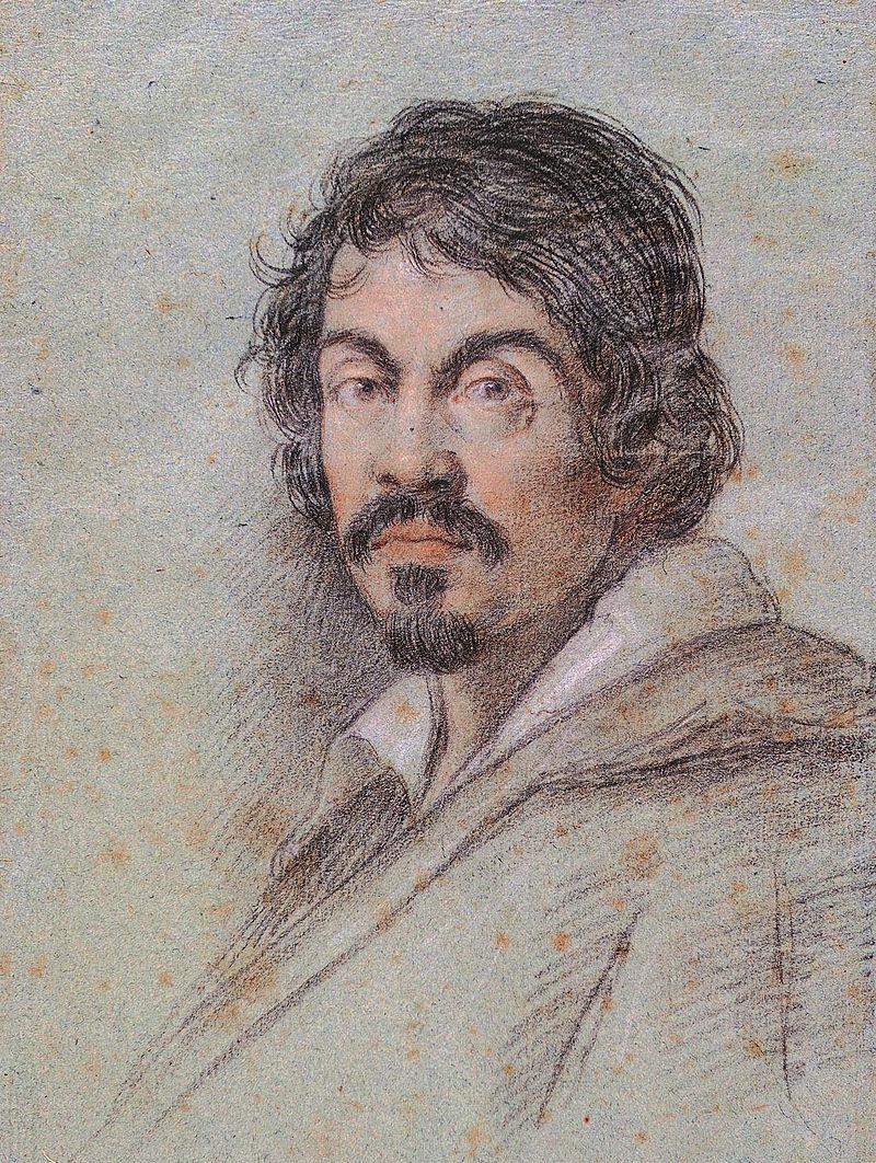 ミケランジェロ・メリージ・ダ・カラヴァッジオ Bild-Ottavio_Leoni,_Caravaggio