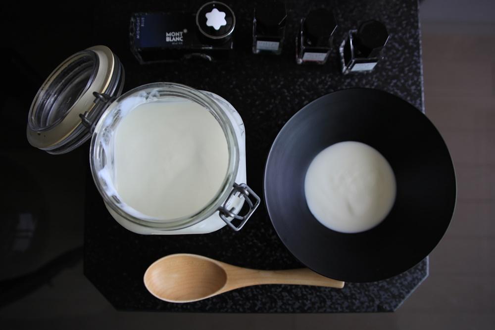 カスピ海ヨーグルト Caspian-sea-yogurt (1)
