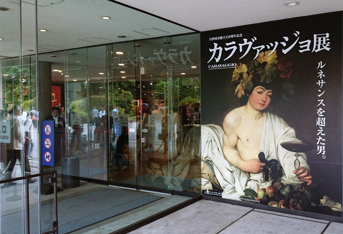 カラヴァッジョ展 ルネサンスを超えた漢。バロック絵画の祖。 Michelangelo Merisi da Caravaggio