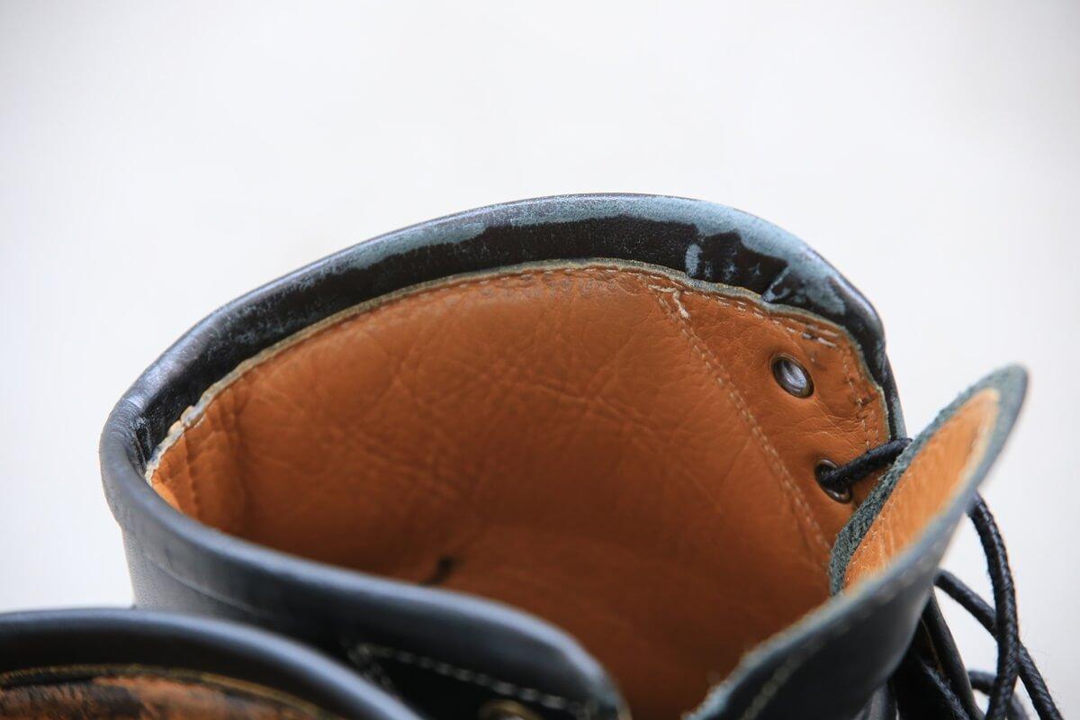 andoseika (1) 安藤製靴 サフィールで補色