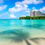 グアムの海ってこんな綺麗でしたっけ?