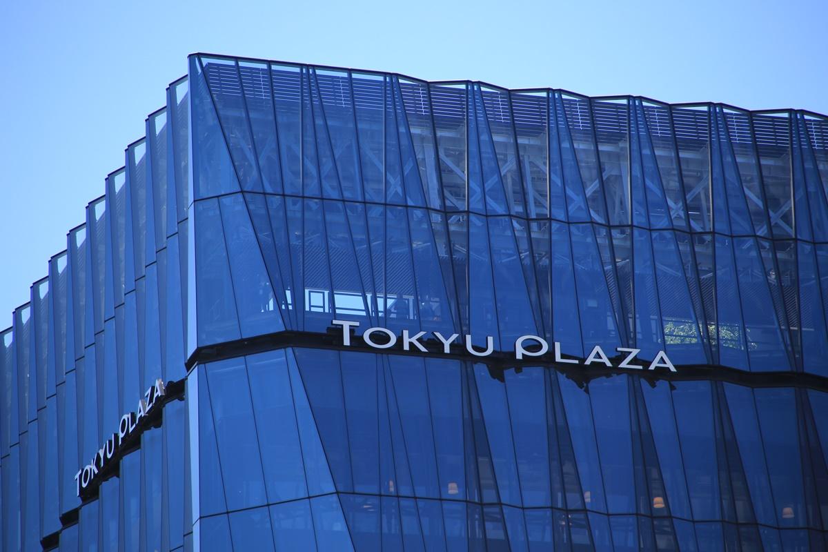 外観 江戸切子 東急プラザ銀座 数寄屋橋 tokyu_plaza_ginza (2)