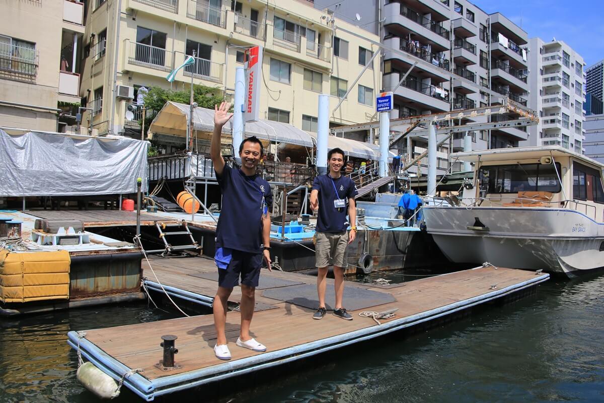 2016年6月26日東京湾クルーズ 勝どきマリーナ出航 TOKYOBAY_CRUISE (2)