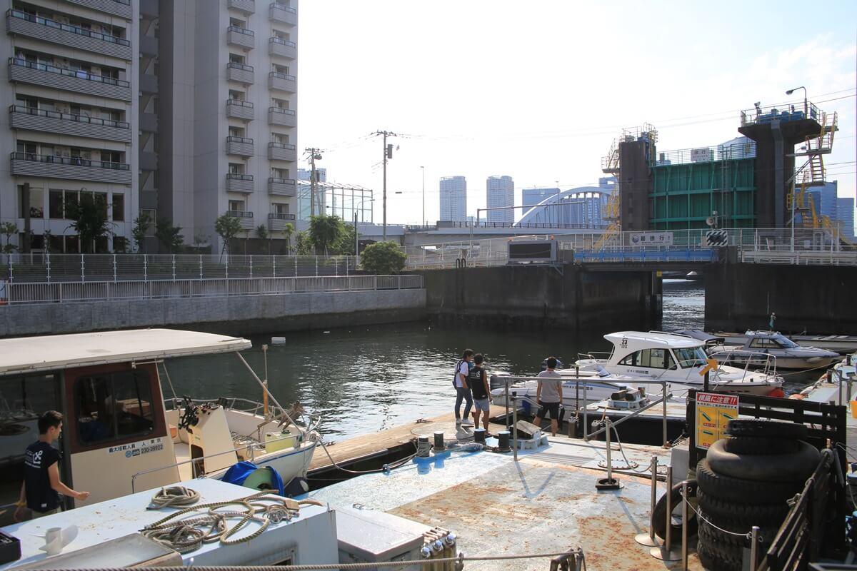 2016年6月26日東京湾クルーズ 勝どきマリーナ出航 TOKYOBAY_CRUISE (31)