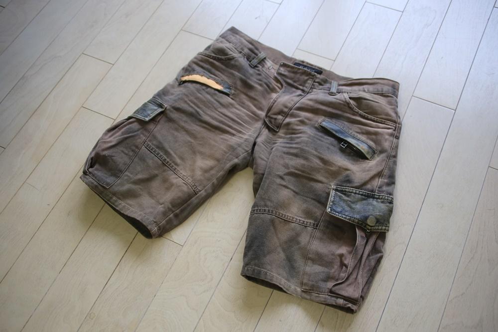 ザラ カーゴショーツ ZARA_CARGO_shorts (1)