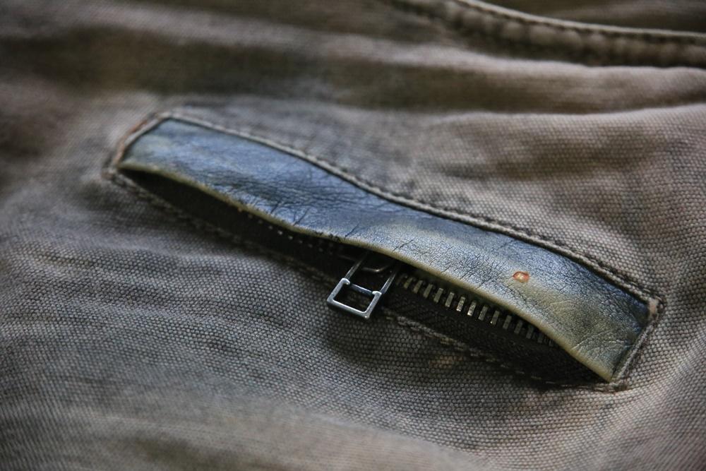 ザラ カーゴショーツ ZARA_CARGO_shorts (3)