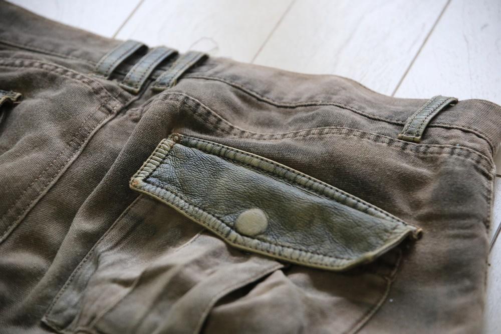 ザラ カーゴショーツ ZARA_CARGO_shorts (4)