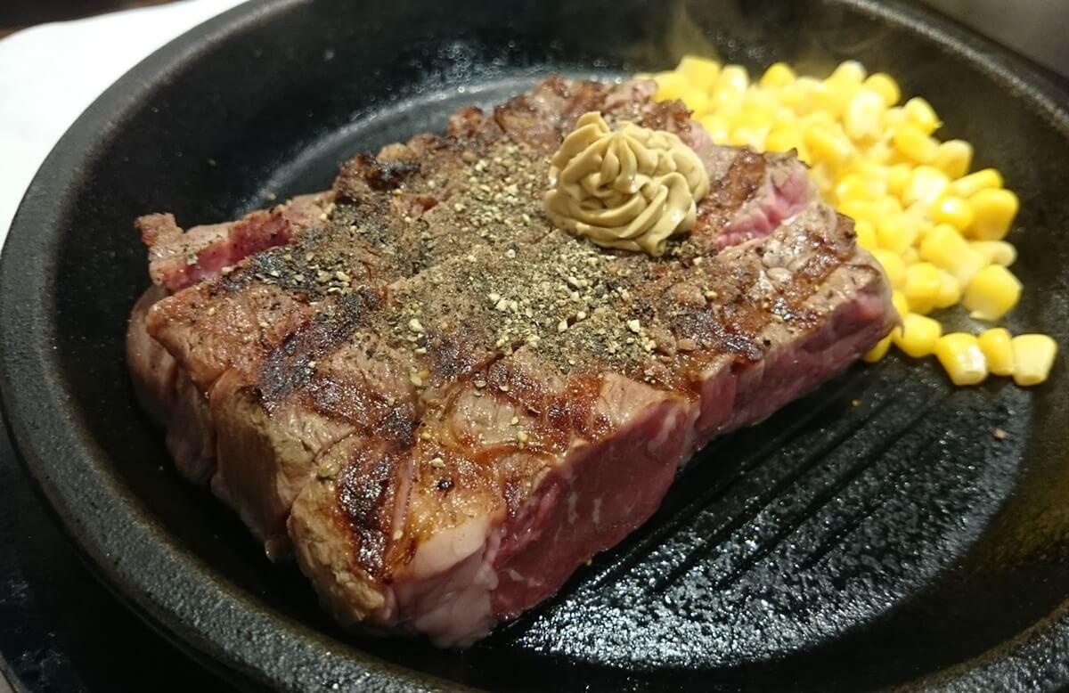 いきなりステーキ ワイルドステーキ ikinari_steak