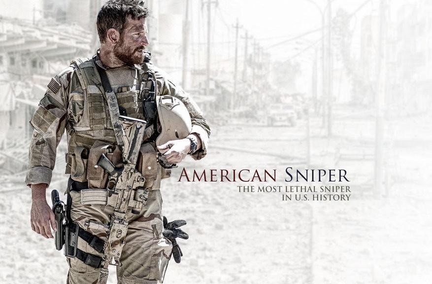 クリス・カイルが著した自伝『ネイビー・シールズ最強の狙撃手(英語版)』 アメリカン・スナイパー American_Sniper (1)